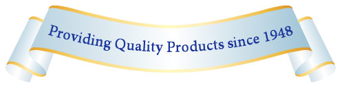 Quality Products since 1948